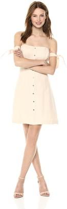 ASTR the Label Women's Araceli Off The Shoulder Dress
