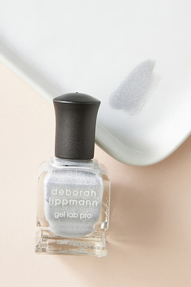 Deborah Lippmann Gel Lab Pro Nail Polish By in Silver Size ALL
