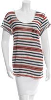 Rag & Bone Short Sleeve Striped T-Shirt