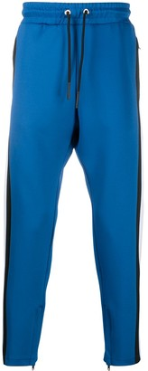 Diesel Drop-Crotch Track Trousers