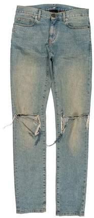 Saint Laurent 2015 D02 Skinny Jeans