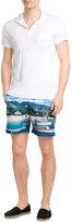 Orlebar Brown Setter Printed Slim Swim Shorts