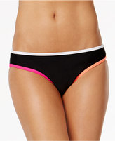 California Waves Colorblocked Bikini Briefs Women's Swimsuit
