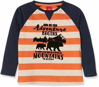 S'Oliver Baby Boys' 65.909.31.8921 T-Shirt