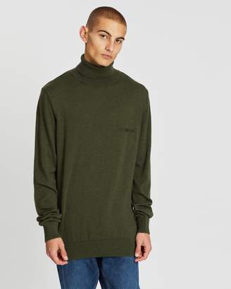 Han Kjobenhavn Merino Wool Turtleneck Knit
