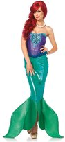 Leg Avenue Women's Deep Sea Siren Mermaid Costume