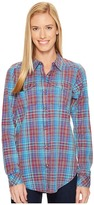Kavu Billie Jean Shirt Women's Long Sleeve Button Up