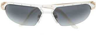 Cazal Gradient Sunglasses