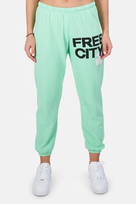 Freecity Large Greengumm Sweatpant