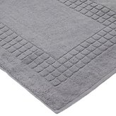 Linens Limited Supreme 100% Egyptian Cotton Bath Mat, Silver