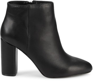 Saks Fifth Avenue Jamie Leather Booties