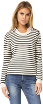 Rebecca Minkoff Prim Striped Sweater