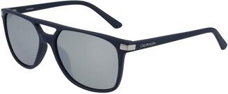 Calvin Klein Men's CK19526S 5816 (410) MATTE NAVY Sunglasses