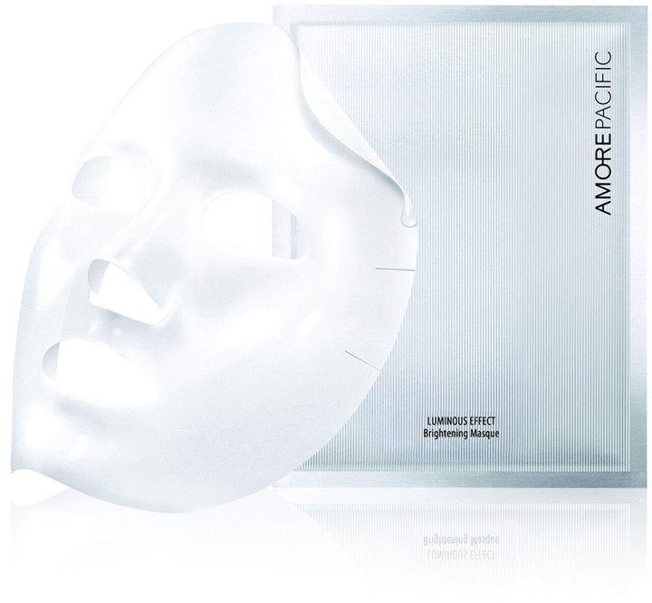 Amore Pacific LUMINOUS EFFECT Brightening Masque, 6 ct.