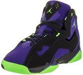 Jordan Nike Kids True Flight Bg Basketball Shoes 5.5 Kids US