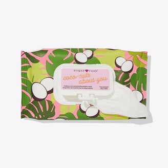 Tarte Sugar Rush Coco-Nuts About You Makeup Removing Biodegradable Wipes