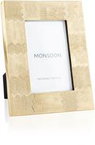 Monsoon Textured Photo Frame