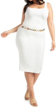 ELOQUII Essential Body-Con Dress