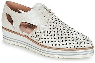 Muratti BERNARDINE women's Casual Shoes in White