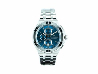 Maurice Lacroix Men's Aikon Swiss Quartz Watch with Stainless Steel Strap