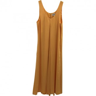 Weekday Orange Jumpsuit for Women