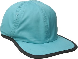 San Diego Hat Company Women's Adjustable Running Cap with Sweatband and Vented Mesh