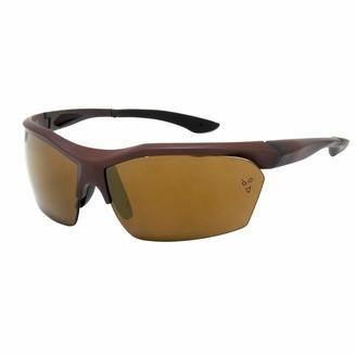 Italia Independent Men's ADP10-009-POL-A Sunglasses
