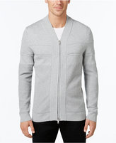 Alfani Full-Zip Shawl Collar Cardigan Sweater