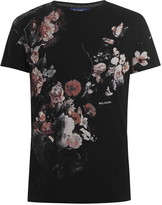 Religion Dark Flower T Shirt