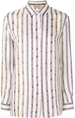 Emilio Pucci Vertical Striped Shirt