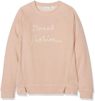 Name It Girl's Nkfihunky Unb SWE Sweatshirt