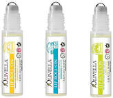 Olivella Lip Roll-On Set of 3 in Chamomile, Limoncello & Mint