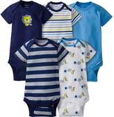 Gerber Baby-Boys Variety Onesies Brand Bodysuits (0-3 months, )