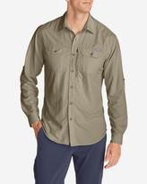 Eddie Bauer Men's Exploration Long-Sleeve Shirt