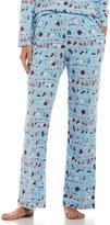 Sleep Sense Mittens-Print Sleep Pants
