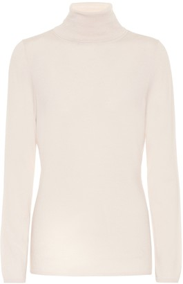 Jardin Des Orangers Virgin wool turtleneck sweater