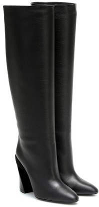 Salvatore Ferragamo Antea knee-high leather boots