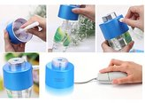 ETGtek 5pcs New USB Portable Mini Water Bottle Caps Humidifier Air Diffuser Mist and Purify