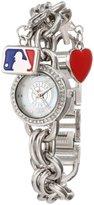 "Game Time Women's MLB-CHM-HOU ""Charm"" Watch - Houston Astros"