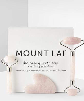 Mount Lai Rose Quartz Trio Soothing Facial Set
