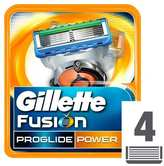 Gillette Fusion Proglide Power Men s Razor Blades 4 count