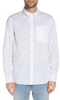Tavik Men's 'Porter' Print Woven Shirt