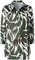 Marni Bamboo print tunic top