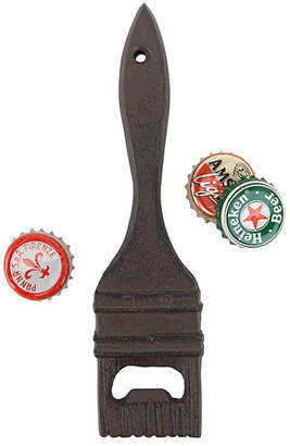 Toscano Design Paint The Town Red Paint Brush Bottle Opener