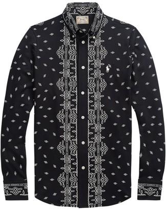 Polo Ralph Lauren Heidi Bandana Button-Up Shirt