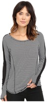 Hurley Dri-FitTM Mesh Long Sleeve Top