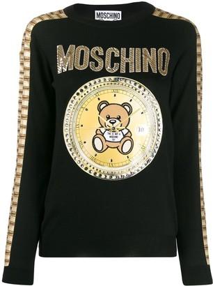 Moschino Teddy Bear jumper