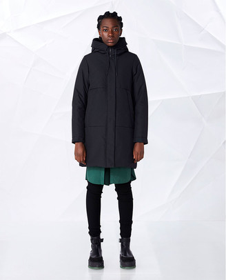 Elvine Tiril Black Jacket for Heavy Winter - Size M