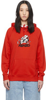 Kenzo Red Limited Edition Chinese New Year Kung Fu Rat Hoodie