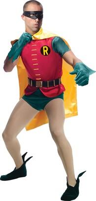 Rubie's Costume Co Costume Grand Heritage Robin Classic TV Batman Circa 1966